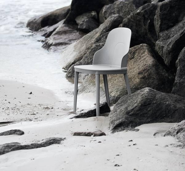 Bilde av Allez Chair - Grey