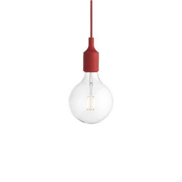Bilde av E27 Lampe - Rød