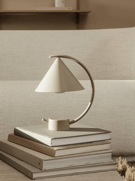 Bilde av Meridian Lamp - Cashmere