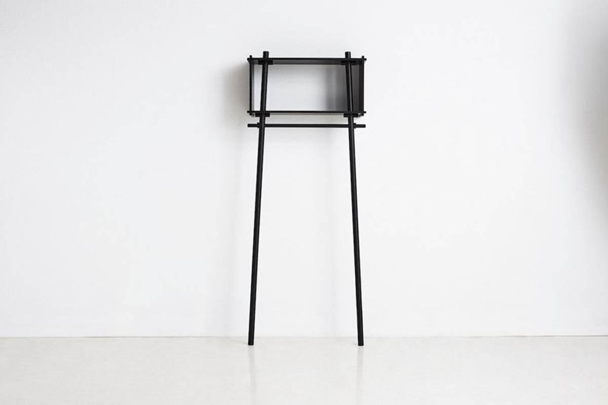 Woud Tøjbox (Small) - Svart