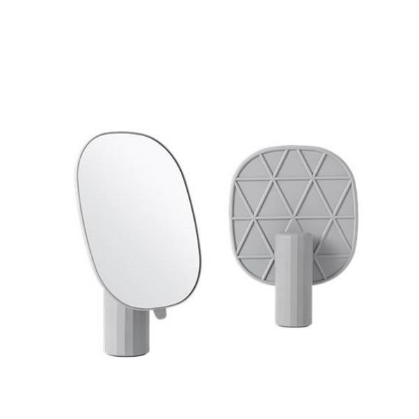 Bilde av Mimic speil grå