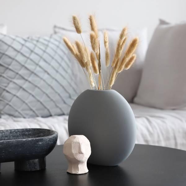 Bilde av Pastille Vase 20 cm - Grey